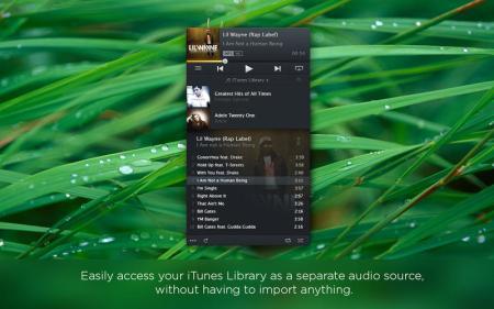 VOX, uno de los mejores reproductores de audio en Mac y gran alternativa a iTunes