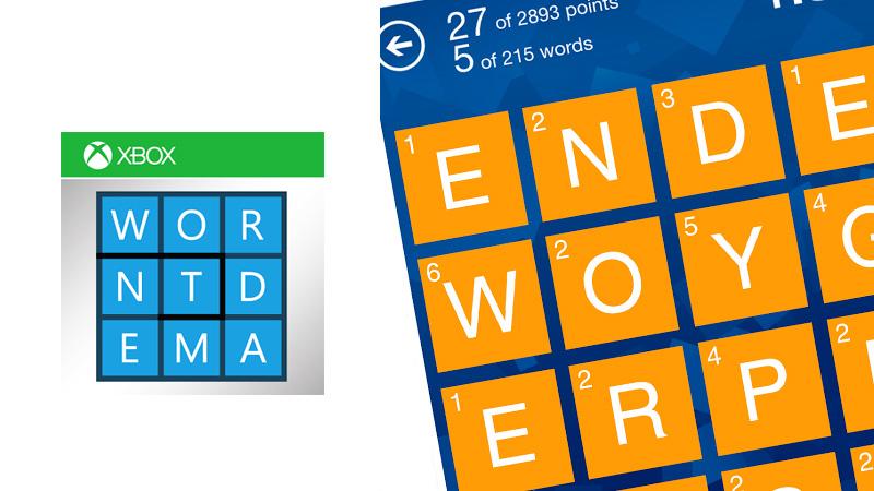 Wordament, el adictivo juego de palabras de Microsoft llega a Android - Wordament-Android
