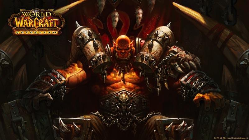 World Of Warcraft Película de Word of Warcraft se estrenará en diciembre de 2015