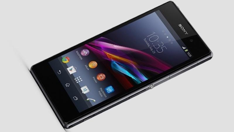 Prueba de resistencia a las caídas del nuevo Sony Xperia Z1 - Xperia-Z1
