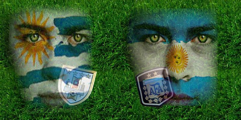 Argentina vs Uruguay en vivo por internet (Eliminatorias Conmebol 2013) - argentina-vs-uruguay