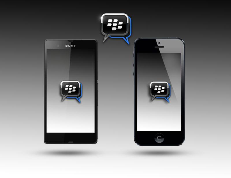 BlackBerry Messenger para Android y iPhone ya se pueden descargar - bbm-para-ios-y-android