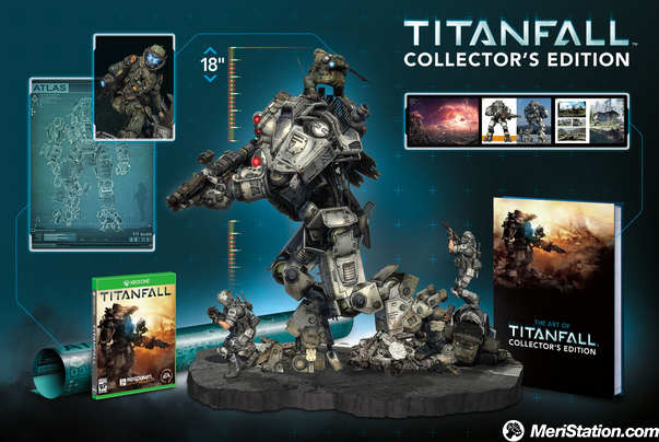 Titanfall nos muestra un video de su espectacular gameplay y presenta su edición de coleccion - collectors_edition_horz_1600px