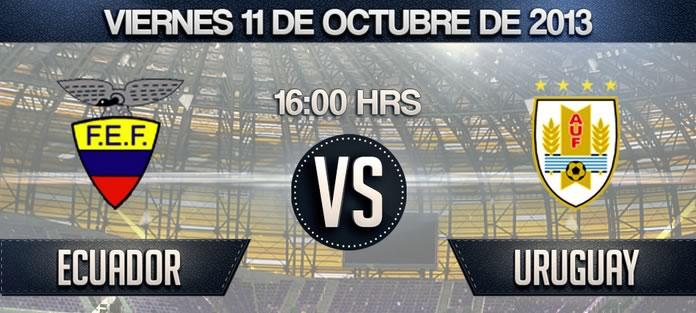 Ecuador vs Uruguay en vivo [Eliminatorias Conmebol Brasil 2014] - ecuador-vs-uruguay-en-vivo