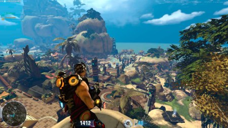Conoce Firefall, multijugador masivo con varias características únicas