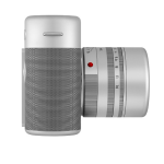 Así es la cámara Leica que diseñó Jony Ive de Apple - from-the-side