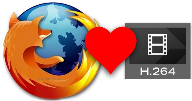 Códec H.264 ahora será gratuito y Mozilla lo incluirá en Firefox - gsmarena_001