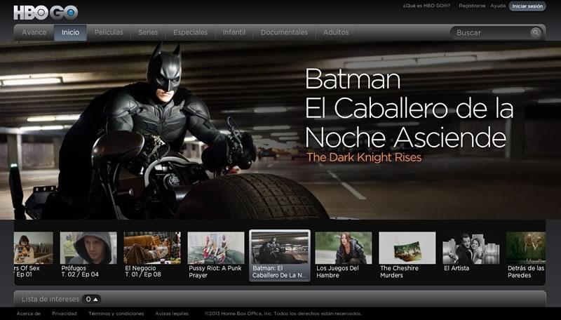 HBO Go es presentado en México, pero solo para usuarios de Dish por el momento - hbo-go-mexico