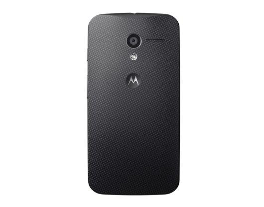 Moto X: el teléfono más inteligente con Android ahora disponible en México - moto-x-back