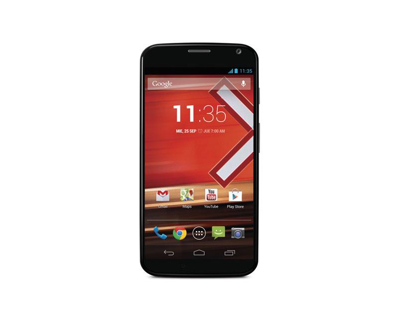 Moto X: el teléfono más inteligente con Android ahora disponible en México - moto-x-front