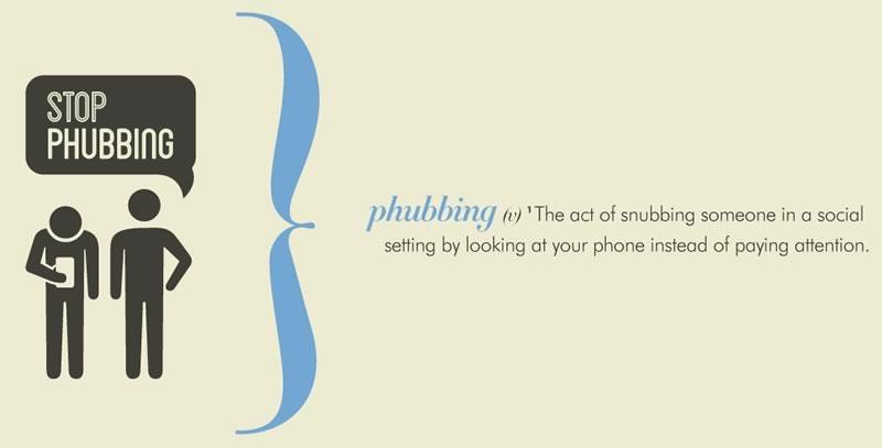 Phubbing, el acto de prestar más atención al celular e ignorar a los demás - que-es-phubbing