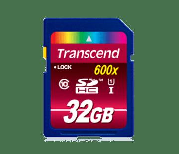 Tarjeta Transcend Ultimate 600x Clase 10 UHS-I de 32GB [Reseña] - tarjeta-transcend