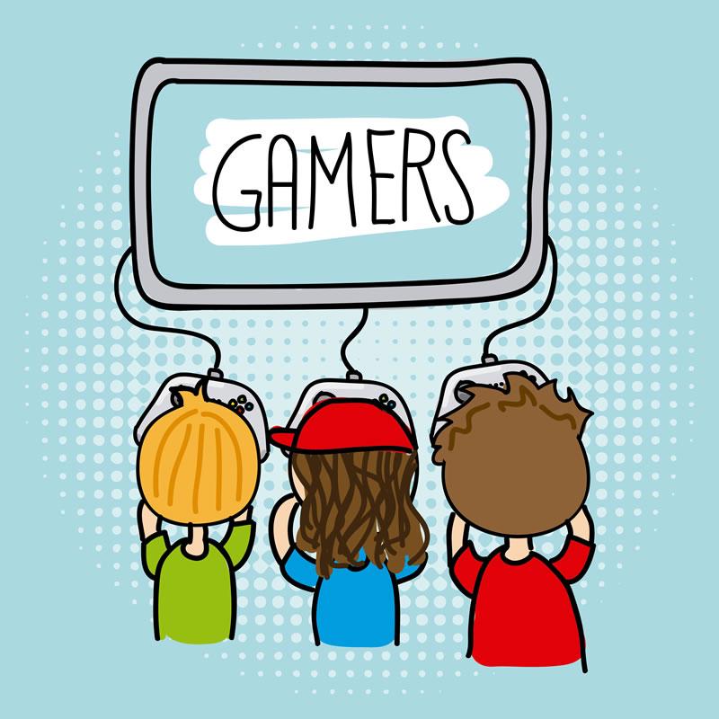 tipos gamers Tipos de gamers que existen ¿Cuál eres tú?