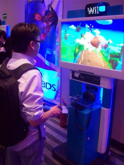 Nintendo 2DS es lanzada en México junto con nuevos títulos - 100_4280