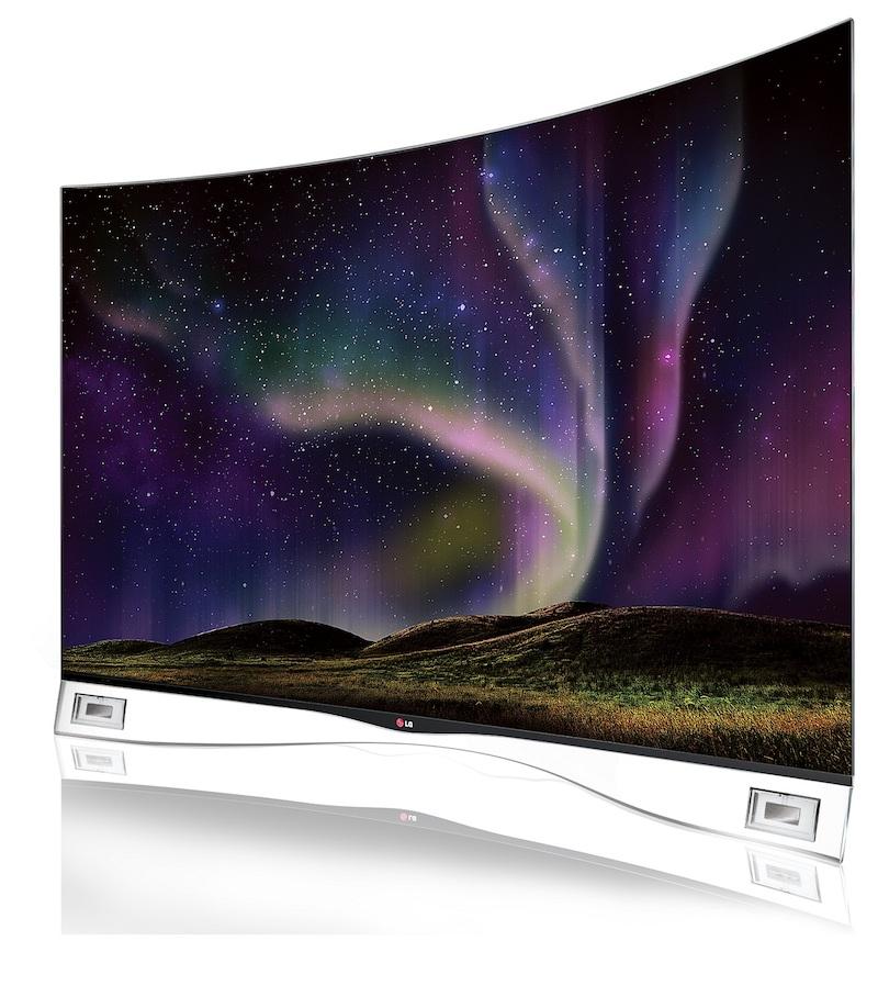 LG presenta en México una pantalla OLED curva de 55 pulgadas - 2013_CURVED_OLED_TV_Inscreen_Aurora