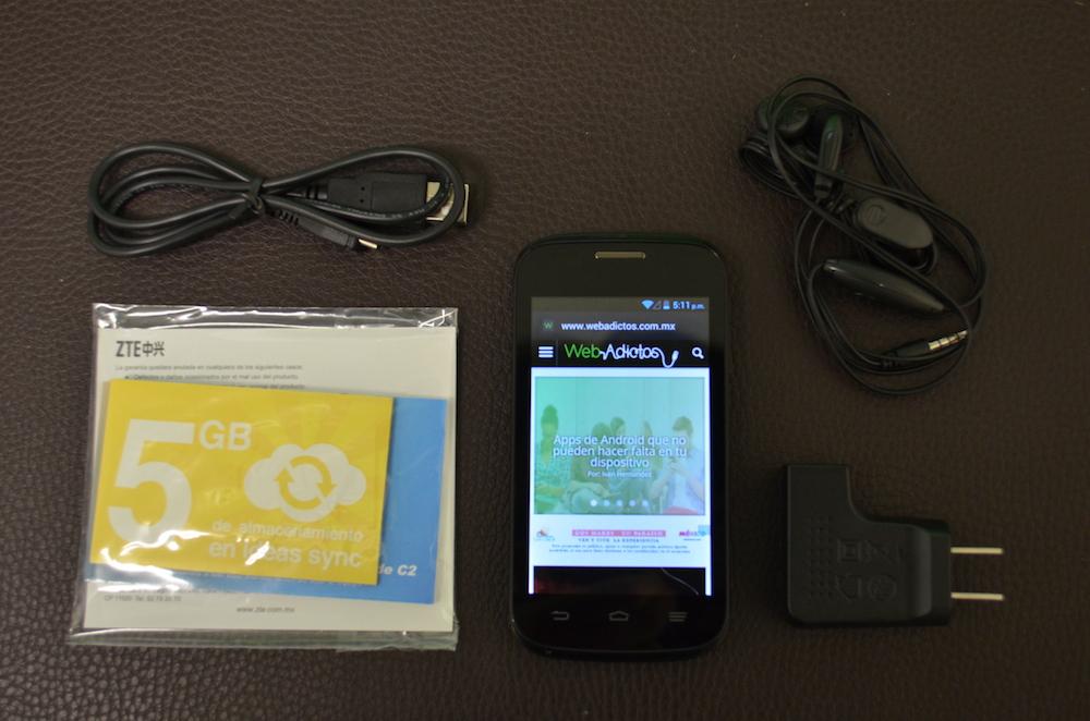 ZTE Blade C2, un gran smartphone de bajo costo [Reseña] - DSC_0027