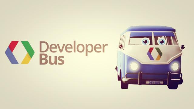 Developer Bus La combi de Google llega a México para desarrollar aplicaciones