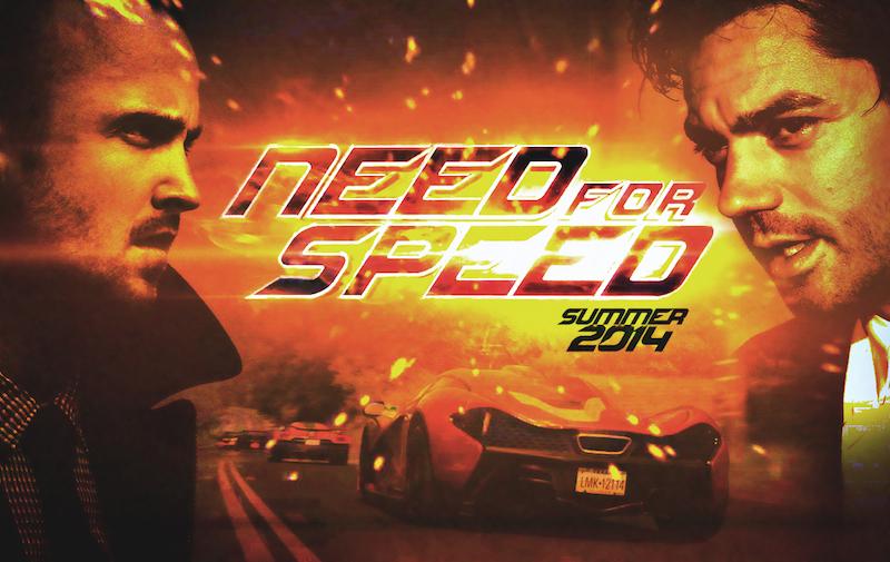 Need for speed Mira el espectacular segundo tráiler de la película de Need for Speed con Aaron Paul