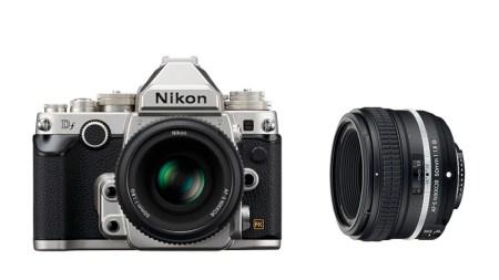 Nikon Df, la nueva cámara Full Frame de Nikon