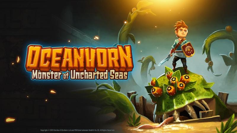 Oceanhorn, el juego clon de Zelda para iOS finalmente es lanzado en la App Store - Oceanhorn