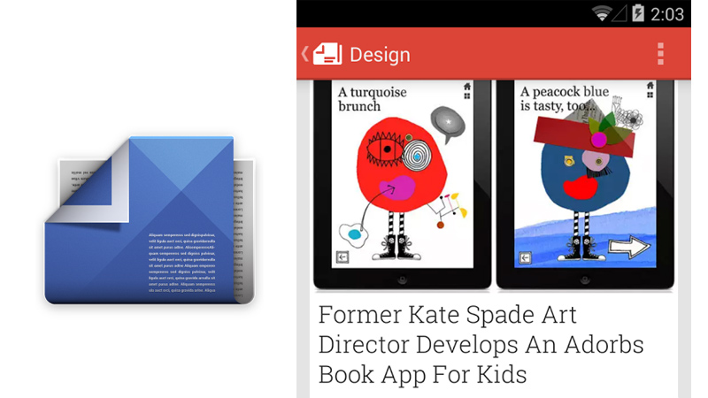 Play newsstand Google presenta Play Newsstand, una app para leer revistas, periódicos y blogs