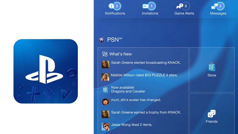 PlayStation App Sony publica oficialmente la aplicación de PlayStation para iOS y Android