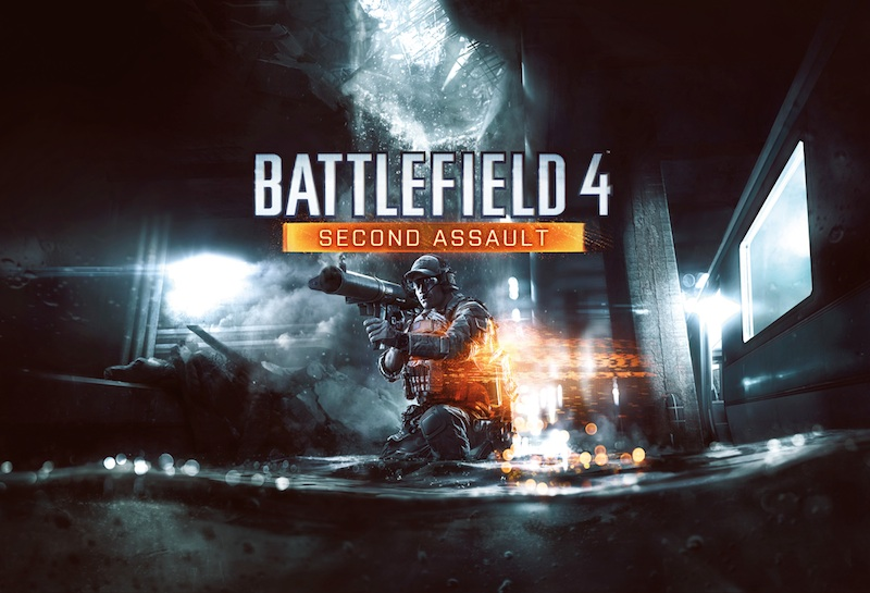 No te pierdas el espectacular tráiler de Second Assault, el segundo DLC de Battlefield 4 - Second-Assault-bf4