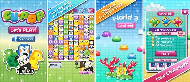 CuPop, un juego para celulares que ayuda a animales en peligro de extinción creado por mexicanos - cupop-juego-ios-gratis