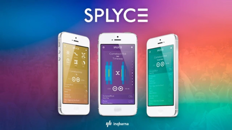Splyce, app para sentirse como un DJ - dj-app-splyce