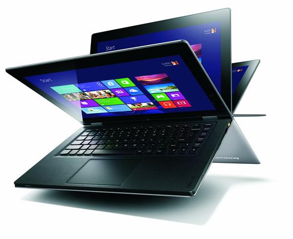 Ofertas del Buen Fin 2013 en Laptops, Tablets y PC's Lenovo - ideapad-yoga-13-buen-fin