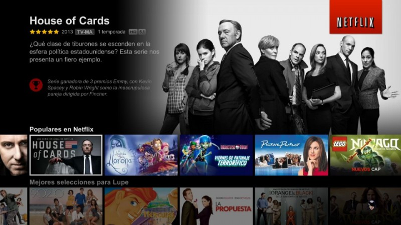 Netflix actualiza radicalmente su interfaz - netflixtv-nueva-interfaz-800x450
