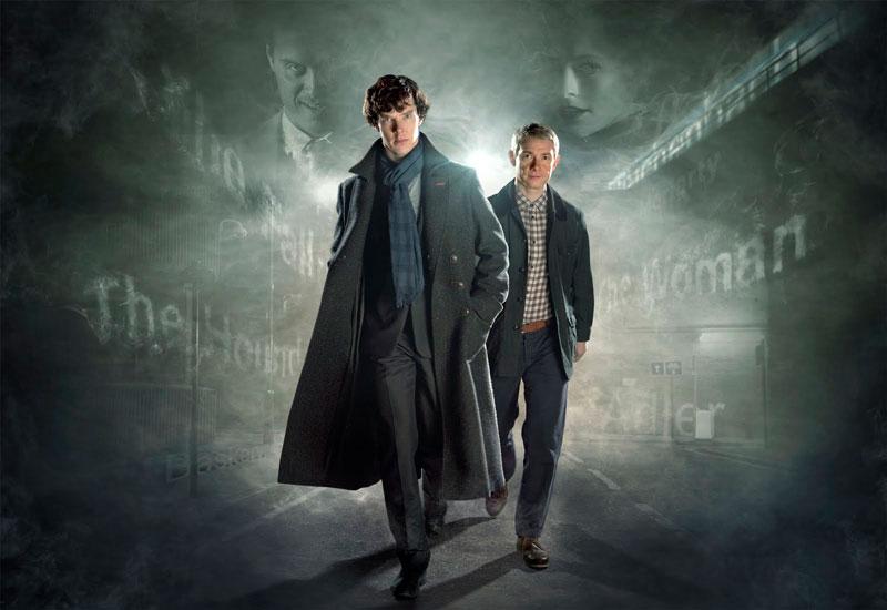 Sherlock de la BBC regresa este 1 de enero para su tercera temporada - sherlock-season-3