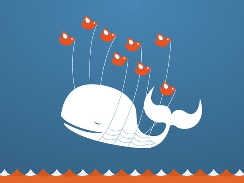 Twitter se despide de la Fail Whale y la reemplaza con robots - twitter-fail-whale
