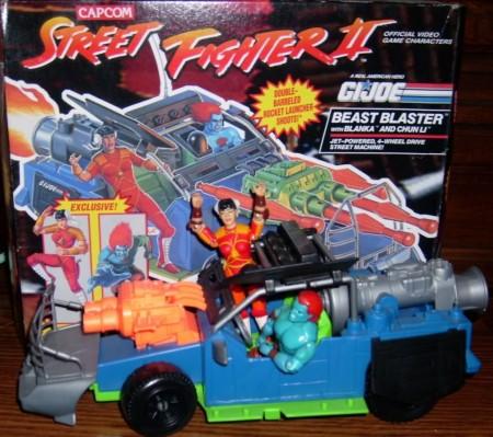 Extrañas figuras de G.I. Joe Street Fighter II - 25-450x399
