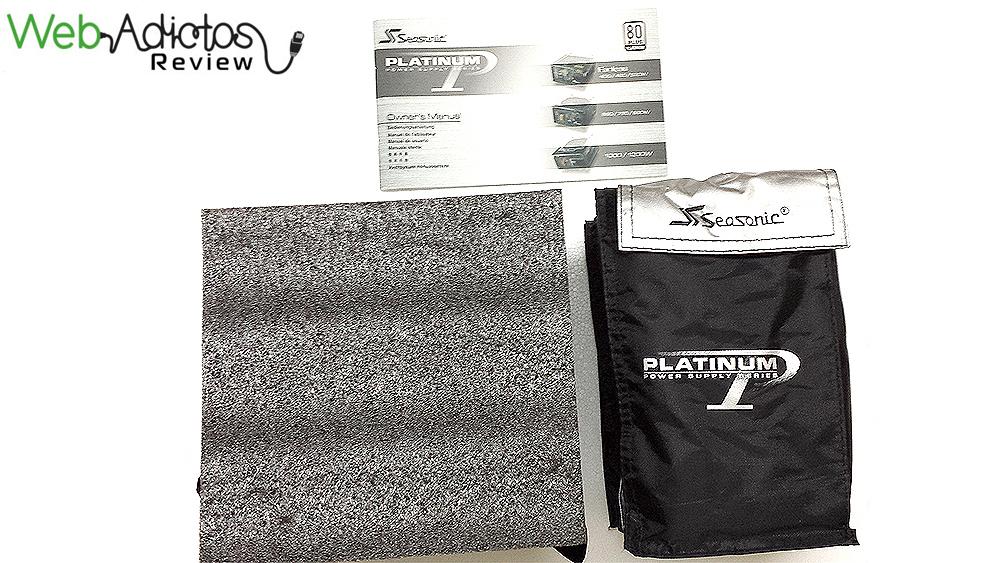 Seasonic Platinum SS-860XP2 Active PFC F3 (Platinum-860) [Reseña] - 64