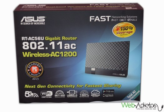 Router ASUS RT-AC56U [Reseña] - ASUS_ROUTER_AC56U-1