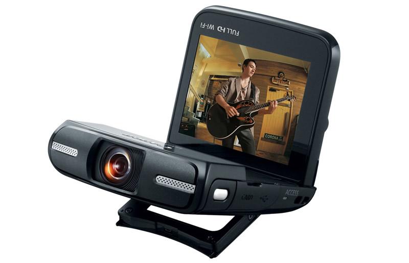 Cámaras Canon, otra buena opción de regalo para Navidad - Canon-VIXIA-Mini-Camcorder