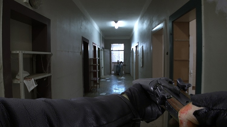 FPS - First Person Shooter, cinta de Horror que homenajea a dicho género de los videojuegos  - FPSMOVIE