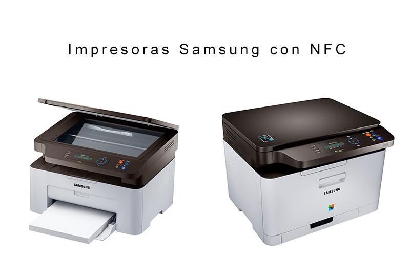 Samsung presenta en México las primeras impresoras con tecnología NFC - Impresoras-samsung-nfc