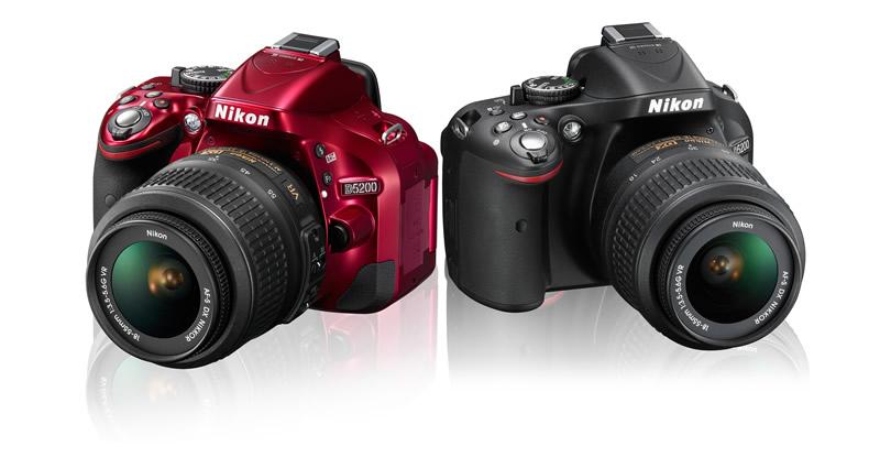 Cámaras Nikon, una buena opción de regalo para Navidad - Nikon-5200