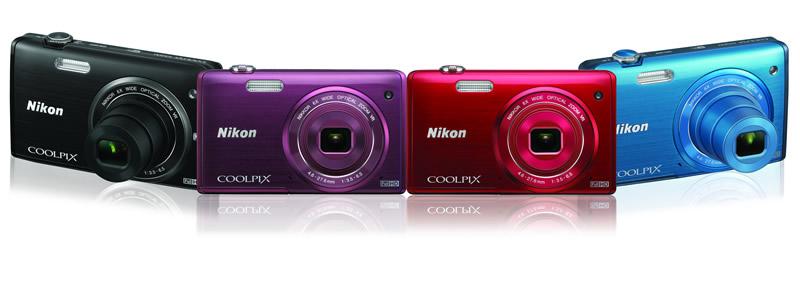 Cámaras Nikon, una buena opción de regalo para Navidad - Nikon-Coolpix-S5200