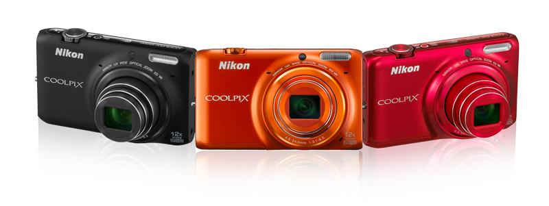 Cámaras Nikon, una buena opción de regalo para Navidad - Nikon-S6500