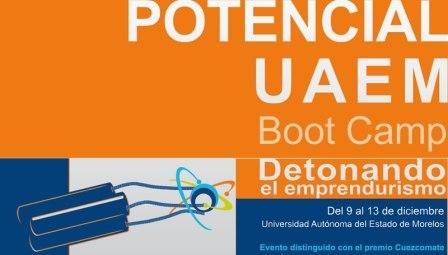 UAEM y TechBA convocan al campamento emprendedor Potencial UAEM