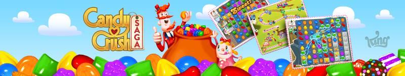 Conoce los mejores juegos en Facebook del 2013 - candy-crush