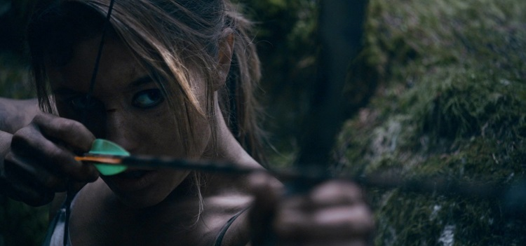 Croft, un fan film inspirado en Lara Croft - croft