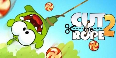 Cut the Rope 2 para iOS disponible en la App Store