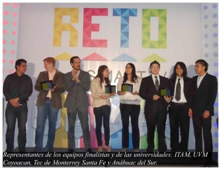 Kidzania e ITAM los ganadores del Reto Samsung Smart TV powered by Telcel 2013