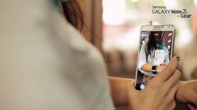 Samsung Fashion Nation busca unir a la tecnología con la moda y el estilo - galaxy-gear