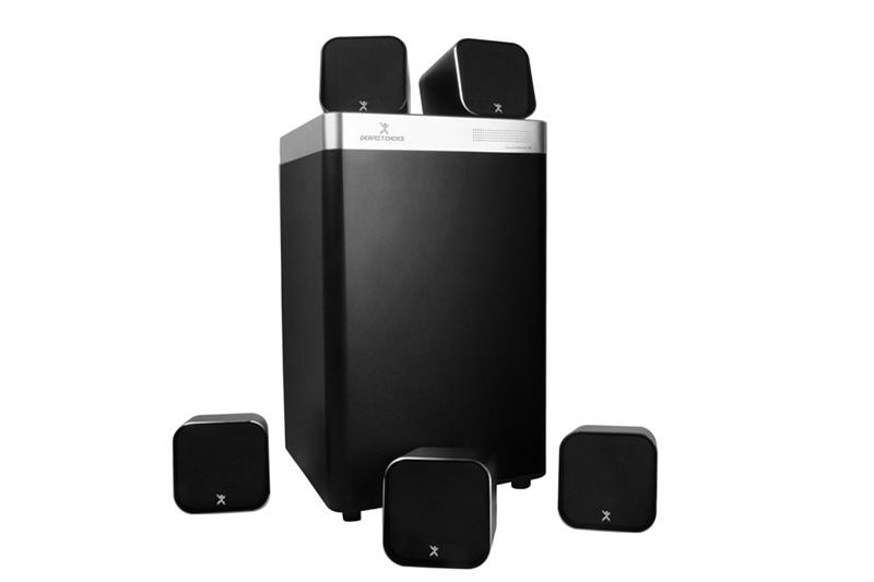 Equipos de entretenimiento de Perfect Choice ideales para tu fiesta de navidad - home-theater-HDMI-Bluetooth