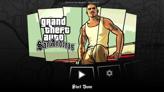 ios gta GTA San Andreas ya está disponible en iPhone y iPad